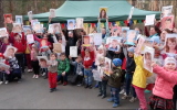 The Compass School Reaches Out to the Ukraine