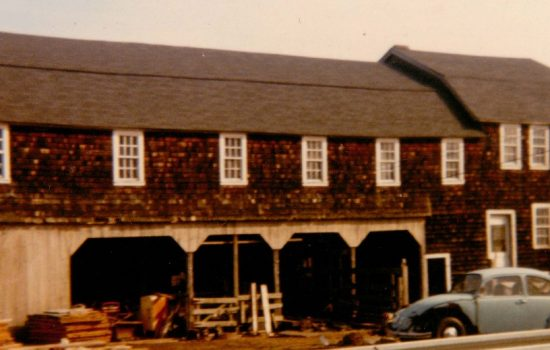 Barn Renovation Update