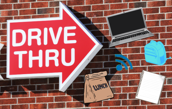 Resource Drive-Through