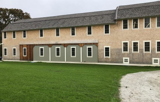 Our Barn Renovation is Complete!