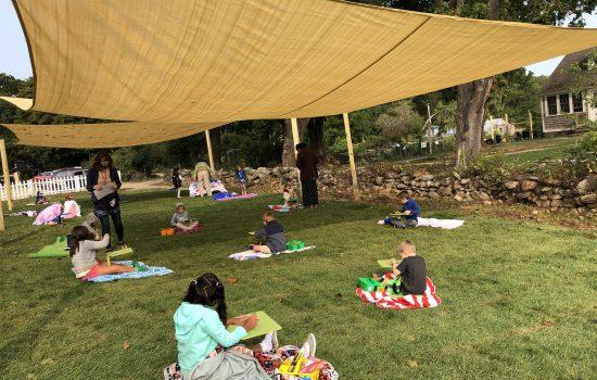 Outdoor Classrooms!